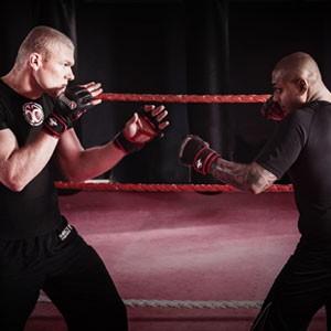 individuele training | krav Maga